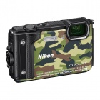 Coolpix W300 Camouflage Nital