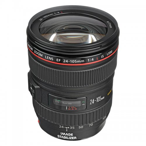 Canon zoom  EF 24-105mm/4.0 L IS USM