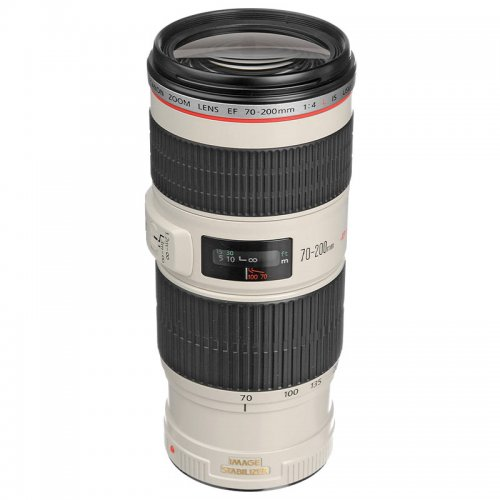 Canon EF 70-200mm f/4L IS USM PRO