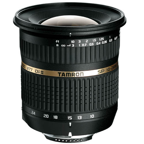 Tamron zoom 10-24mm/3,5-4,5 SP per Canon