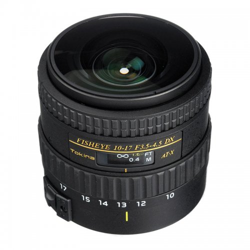 AT-X 10-17 F3.5-4.5 DX V Ca -VIDEO-