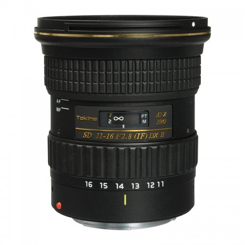 AT-X 11-16 F2.8 PRO DX V Asph Ni -VIDEO-