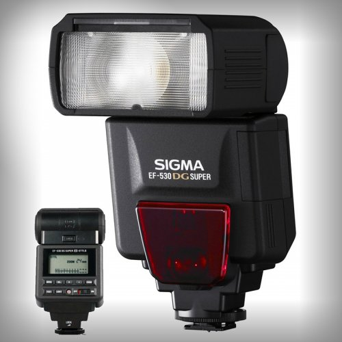 Flash Sigma EF-530DG per Canon